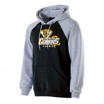 Harford Tech Tennis two tone Premium fleece Hoody