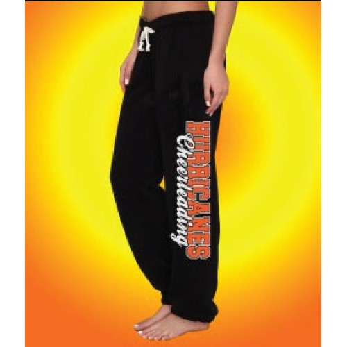 Hurricanes Sweatpant ( Warm up Pant black)
