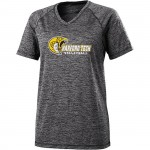 Harford Tech Volleyball ladies Electron performance v-neck