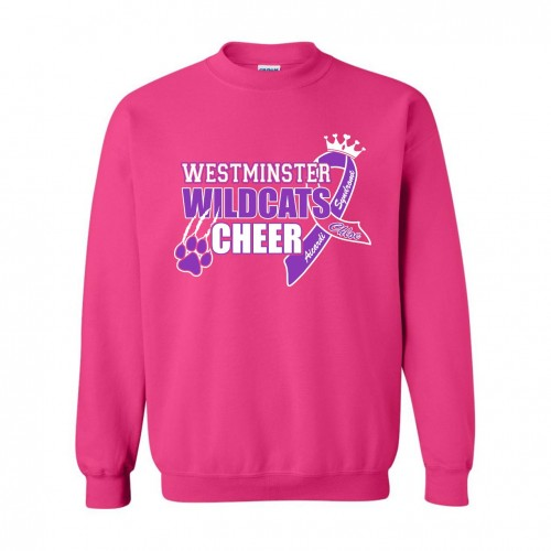 Westminister Wildcats CHLOE Long Sleeve Tee