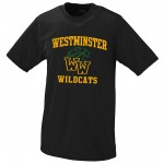 Westminster Wildcats Traditional  Performance Tee