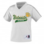 Westminster Wildcats Fan Jersey ( Girls, Ladies, Youth and Adult sizes)