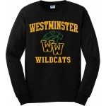 Westminister Wildcats Traditional Long Sleeve tee