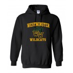 Westminster Wildcats Traditional Hooded sweatshirt