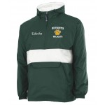 Wildcats  Pullover Dark Green and White
