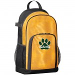 *Westminster Wildcats Gold Glitter Bag with custom name