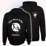 White Marsh Ballet Academy logo hooded Sweatshirt