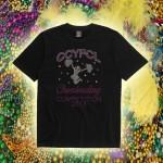 CCYFCL 2018 Madri Gras Black Cheer & Pom Rhinestone Competition t-shirt