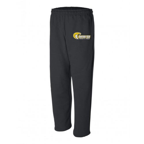 Harford Tech Track & Field pocketed sweatpant ( black)