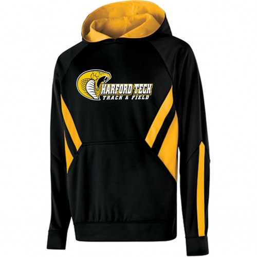Harford Tech Track & Field Argon performance fleece
