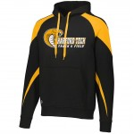 Harford Tech Track & Field premium Black and Gold fleece