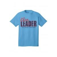 Cougar Cheer Leader short sleeve tee