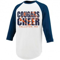 Cougar's Baseball Tee