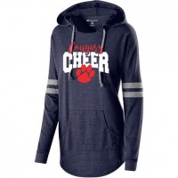 Fallston Cougars Ladies low key pullover