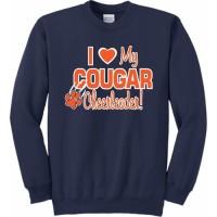 Fallston Cougars long sleeve spirit tee 2