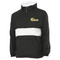 Harford Tech Track & Field quarter zip pullover jacket ( Right chest is embroidered)