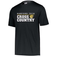 Harford Tech Cross Country Tee  black