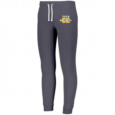 Harford Tech Ladies carbon gray jogger pant