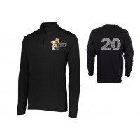 Harford Tech Class of 2020 mens performance quarter zip