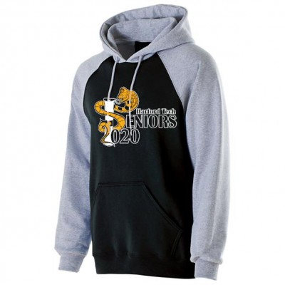 Harford Tech Class of 2020 Premium hoody with Graduation year on back