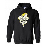 Harford Tech Graphics hooded sweatshirt Black