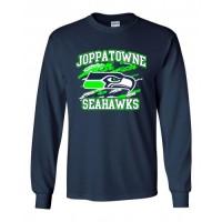 Joppatowne Seahawks long sleeve t-shirt (Navy)