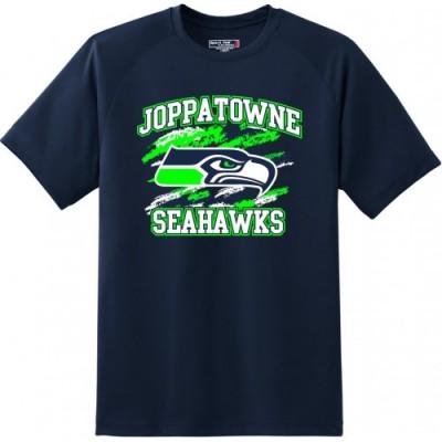 Joppatowne Seahawks short sleeve t-shirt (navy)