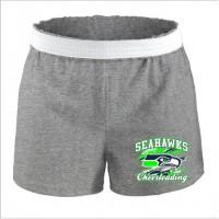 Seahawks Soffe practice short ( gray)