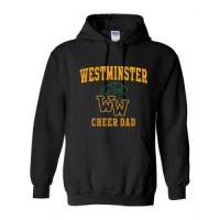 Westminster Wildcats Cheer Dad Hoody