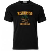 Westminster Wildcats Cheer Dad Tee