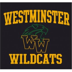 Westminster Wildcats Button
