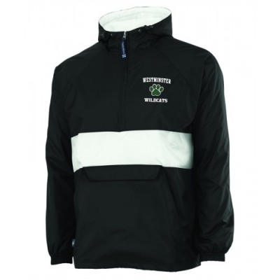 Westminster Wildcats embroidered pullover