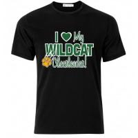 Westminster Wildcats love  tee