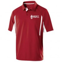 Mercy Fathers' Club red polo