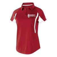 Mercy Mothers' Club red polo