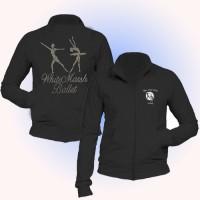 White Marsh Ballet Academy Practice jacket