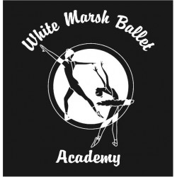 White Marsh Ballet Academy Button